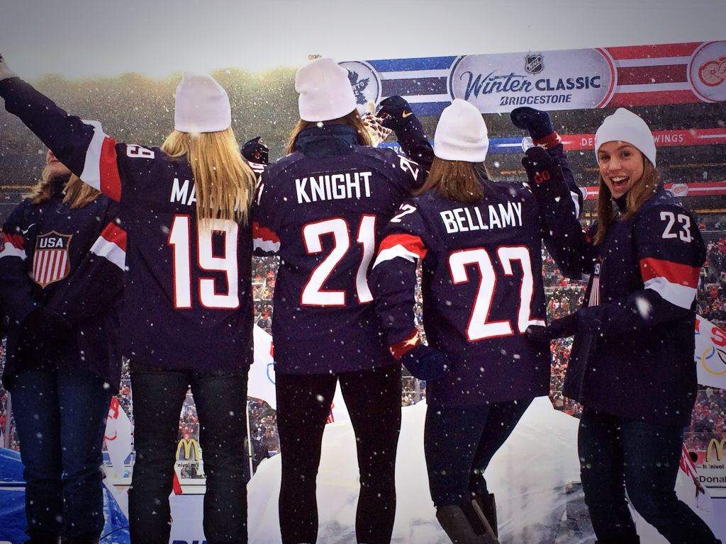 Hilary Knight – Going for Gold in Pyeongchang 50d066806ef